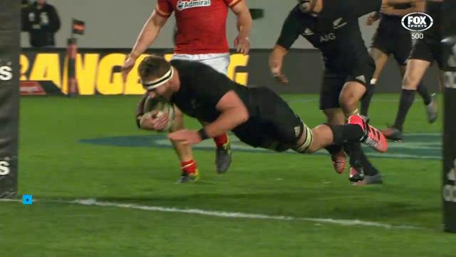 All Blacks too good for Wales