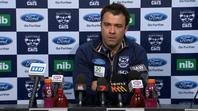 Cats press conference