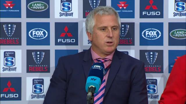 Stormers press conference