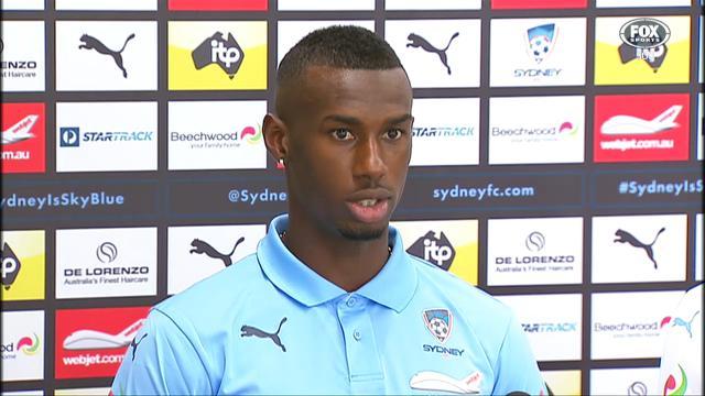 Ibini keen on Socceroos dream