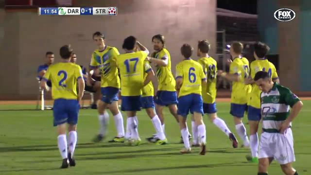 Opening goal of FFA Cup