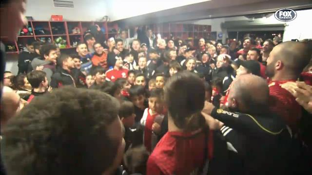 Hume City celebrate in style