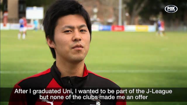 FFA Cup: Meet Moriyasu