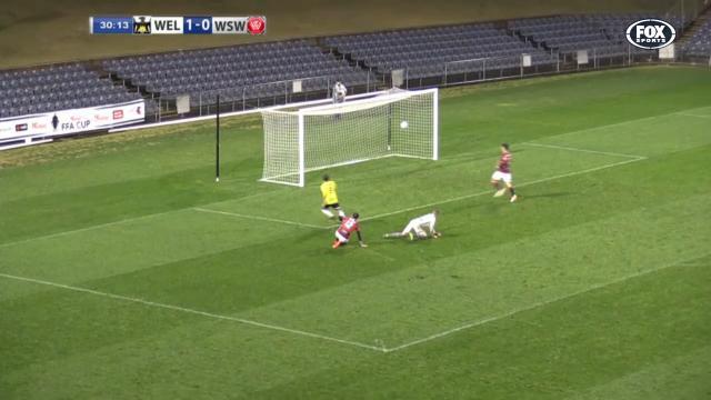 Barbarouses' dream debut goal