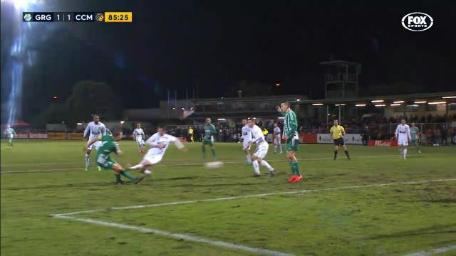 Gully's contentious equaliser