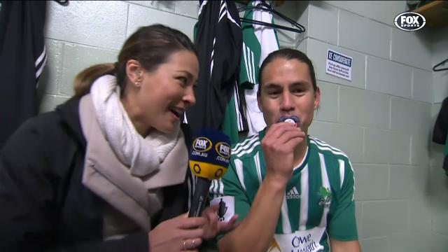 Green Gully's Rodrigo Vargas