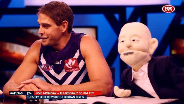AFL 180 - Aaron Sandilands