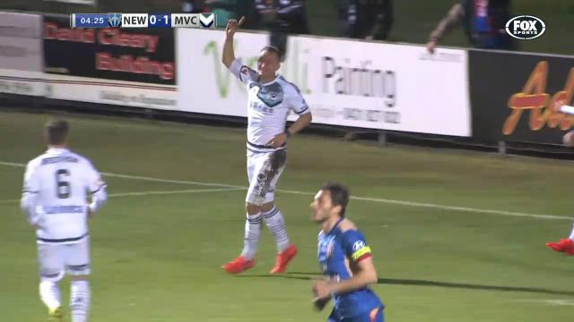 Berisha scores then subs