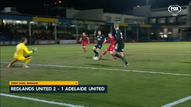 All Wednesday FFA Cup goals