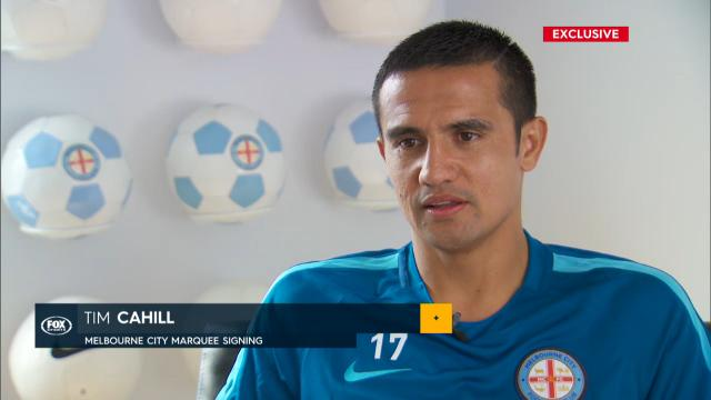Tim Cahill 1-on-1