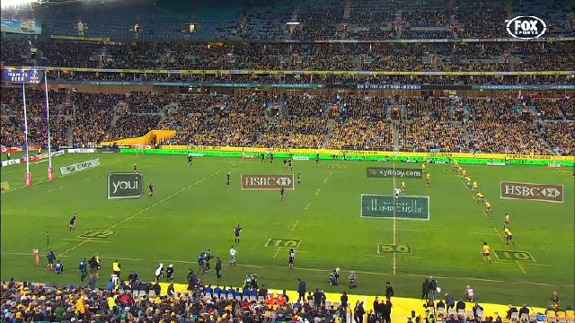 AUS v NZL: Full Match Replay