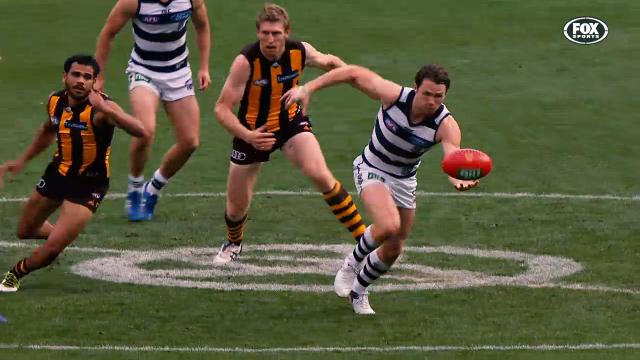 Brownlow Tracker: Danger