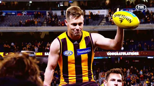 Brownlow Tracker: Mitchell