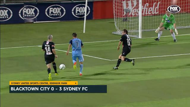 FFA Cup QF: All the goals