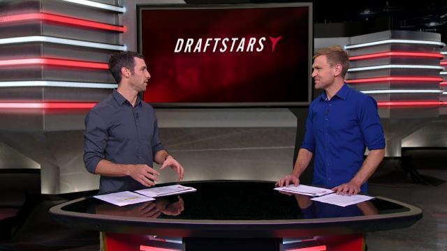 AFL Draftstars (23/09/16)