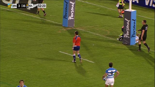 ARG v NZL: Full Match Replay