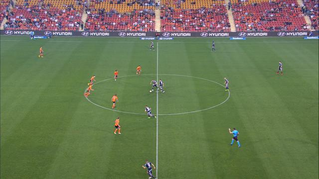 BRI v MVC: Full Match Replay