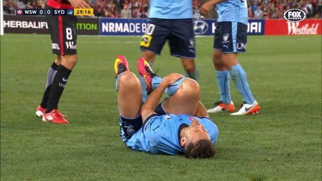 Sydney derby kicks off
