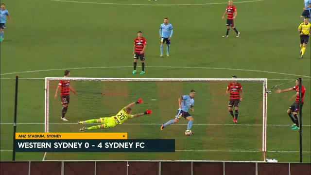 Sydney derby: All goals