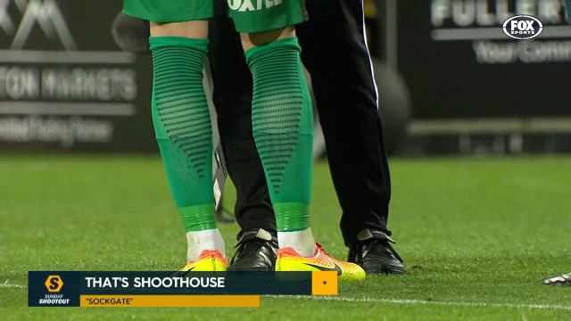 That's Shoothouse: Sockgate