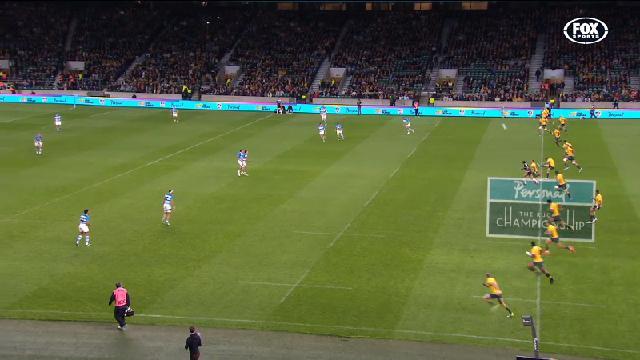 ARG v AUS: Full match replay