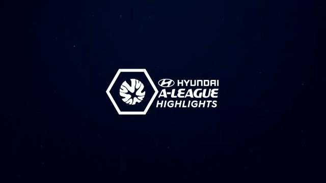 A-League Highlights: R01