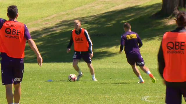 Perth have 'moved on'