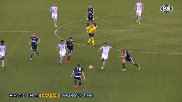 Cahill's goal from all angles