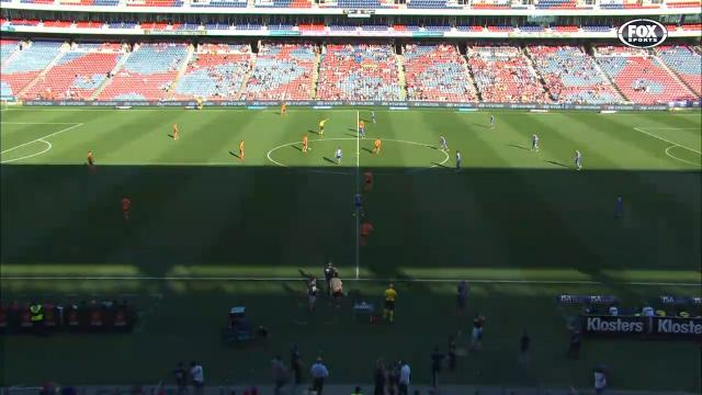 NEW v BRI: Full Match replay