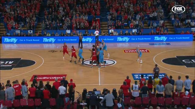 PER v NZB: Full Match Replay