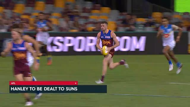 Hanley headed to the Suns