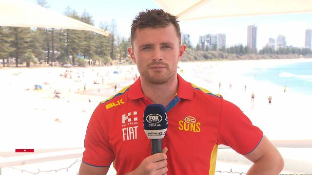 Hanley excited by Suns future