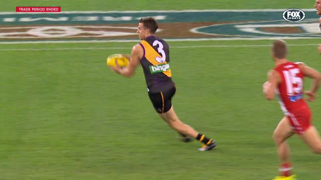 Deledio lands at GWS