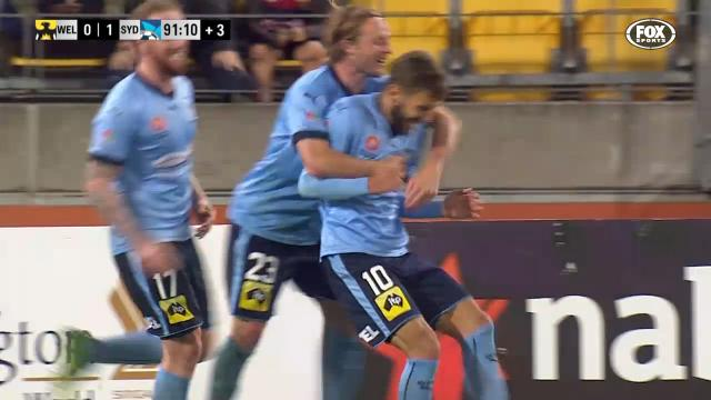 Ninkovic hits match winner