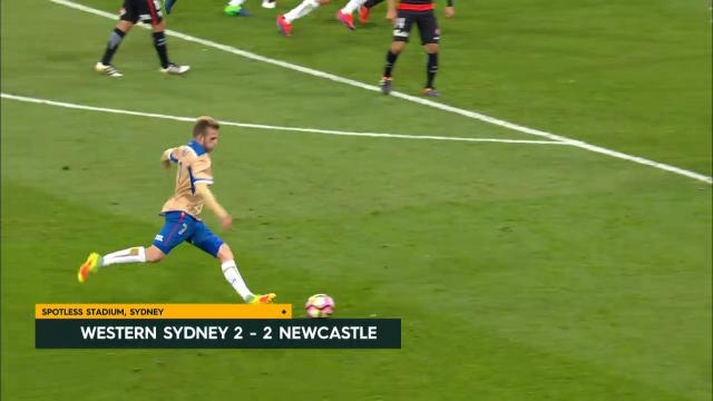 WSW blow late lead