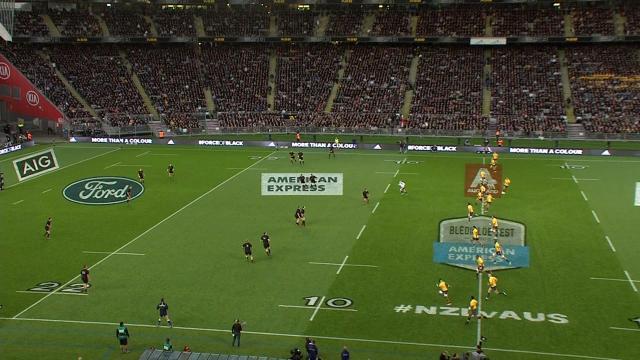 NZL v AUS: Full Match Replay