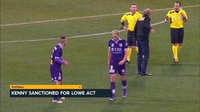 Lowe faces two-match ban