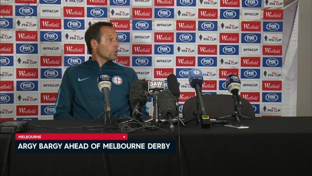 Drama with pre-match media