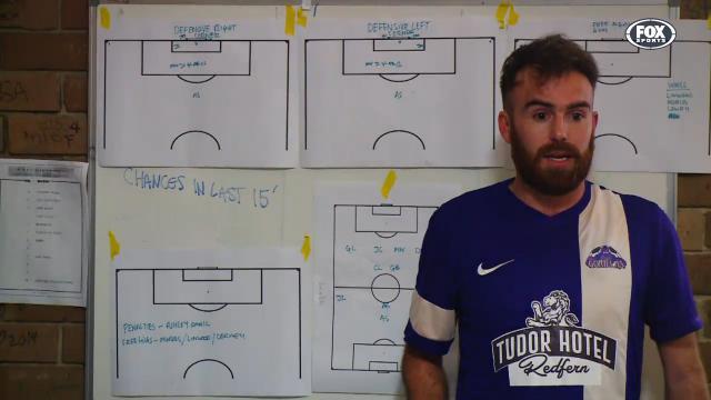 Glebe's FFA Cup story