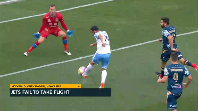 Sydney FC too strong for Jets