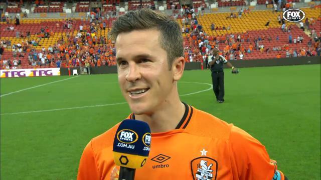 McKay's cheeky TV interview