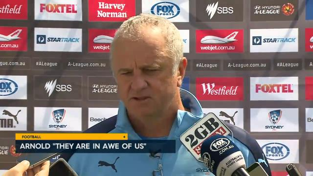 Teams 'in awe' of Sydney FC
