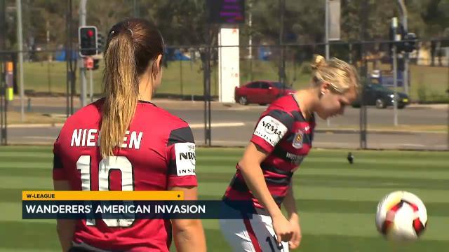 Wanderers' U.S. invasion