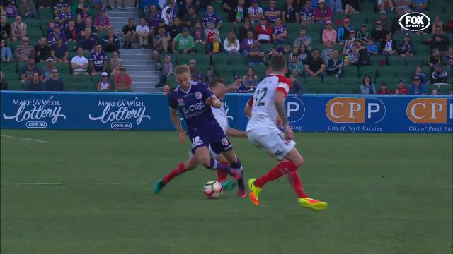 Kosmina: That's a red card