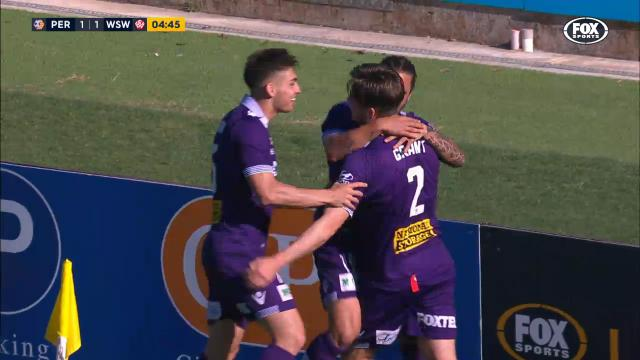 PER v WSW: Match Highlights