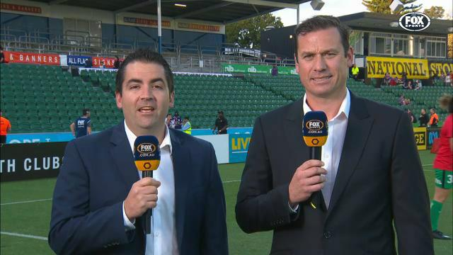 PER v WSW: Match Review