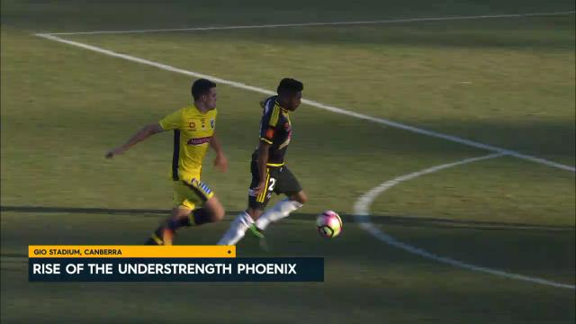 Nix too strong for Mariners
