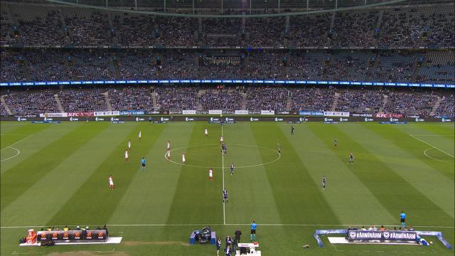 MVC v WSW: Full Match Replay