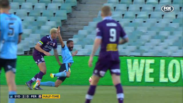 Brosque pen shout turned down