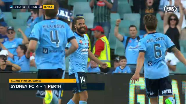 Six from six for Sydney FC